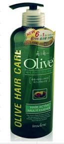 Olive Body Lotion_ Olive Amino Shampoo_ WAX