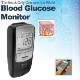 Laser Blood Sampling & Blood Sugar Level Tester