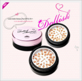 Loose Powder _ Lioele Dollish Moisture Pact SPF30 PA+++