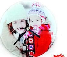 Personalized Sublimation Printable Clock