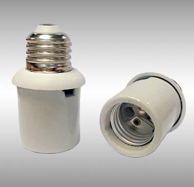 Lamp Socket (Converts E26 base to E26 base) | tradekorea