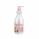 White Organia Goat Milk Stress Down_Down Body Cleanser