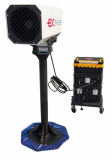 600W Rugged Directional Long Range Horn Speaker