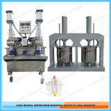 Filling Machine For 450g Dental Impression Silicone