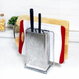 Kithchen Knife and Cutting Board Organizer