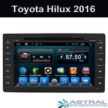 Toyota Car RDS Radio System GPS Glonass Nav Pardo 2008 OEM
