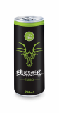 250ml Private Label Energy Drink Dragon