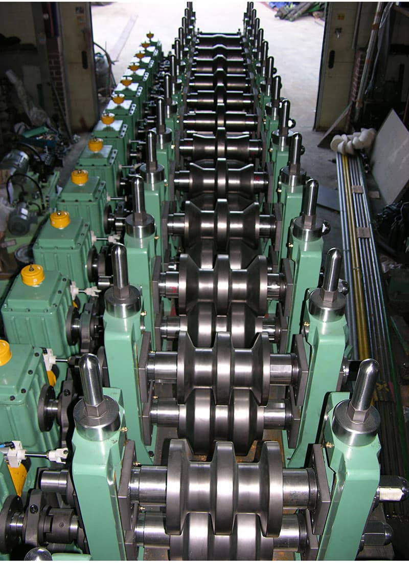 Stainless Steet Tube Mill