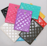 Happy Flight 3D Diamond Check Passport Holder