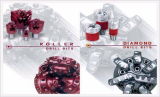 Rock Roller Drll Bits & Diamond PDC Bits, Tri-Cone Bits