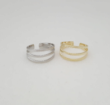 RING ON BRASS _JR003_