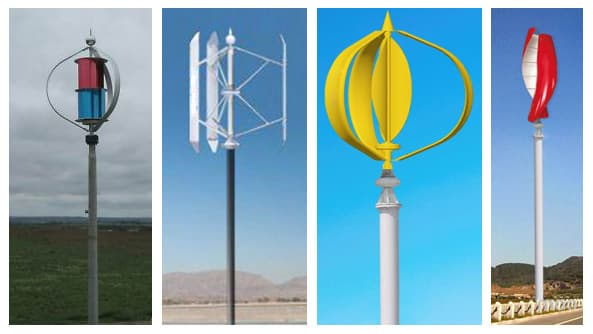 Maglev Vertical Axis Wind Turbines (Maglev VAWT) 300W-100kw