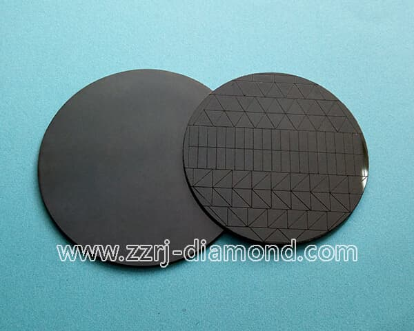 Large Diameter 51mm_ 58mm PCD Cutting Tool Blanks