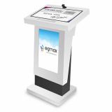 Digital Guestbook Kiosk