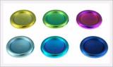 Titanium Buttons