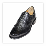 Men's Genuine Leather Dress Shoes / MEX218