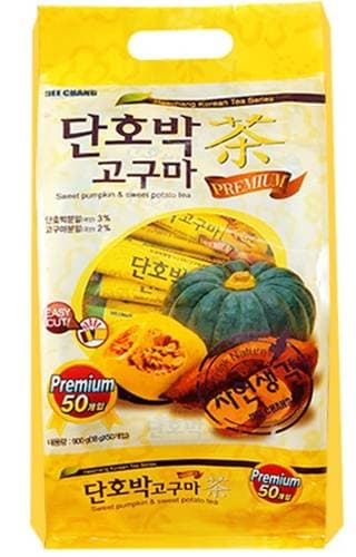 Korean traditional tea powder