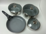 S_S_ steel cookware with ceramic coating _ detachable handle