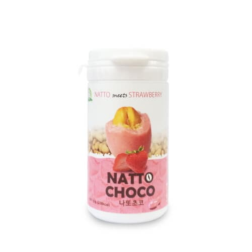 Natto Choco _Strawberry_