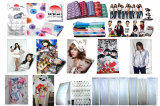 fabrics for sublimation transfer printing.