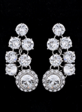 Korean Fashion Jewelry Earrings -5019-03-EA-