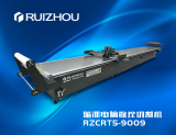 RZCRT5_9009 CNC intelligent Cloth flatbed cutting machine