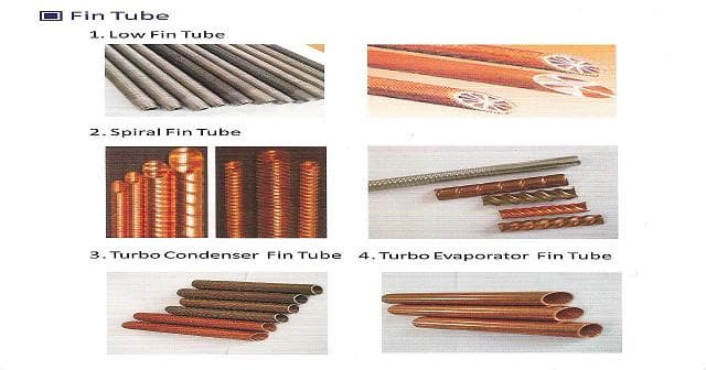 Fin_Tube_ U_Bend_ Heat Exchanger
