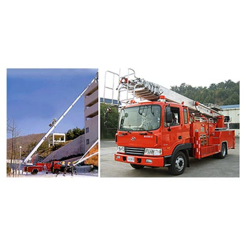 Fire Fighting Ladder