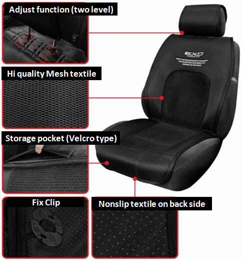 Seat Cover_ Car Interior Accessories_ Car Accessories