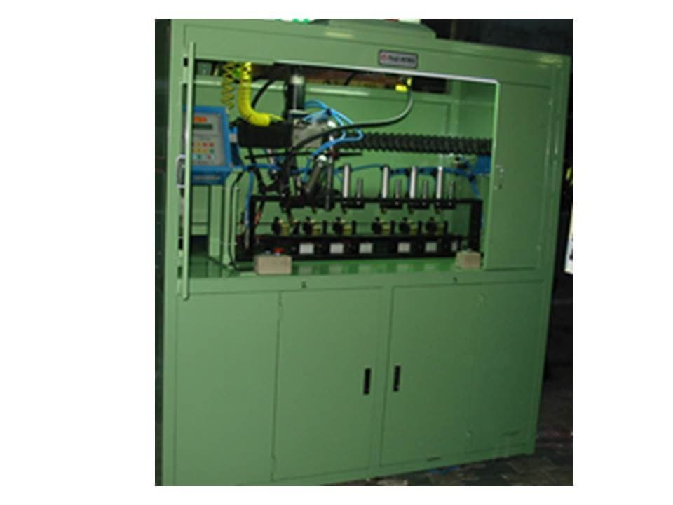 Automated Welding Machine for Linear Base Metals