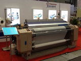 190cm double nozzle water jet loom with electronic dobby