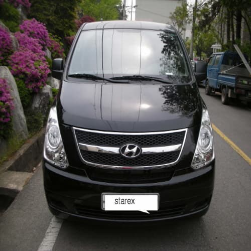 Used car -GRAND STAREX 3 VAN DELEXE-