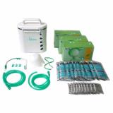 Dr. Oxygen  - a portable oxygen generator, most efficient, economical and safe