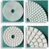 Engineered Stone Polishing Pad