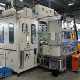 Hot air staking machine _heat ultrasonic welding machine_