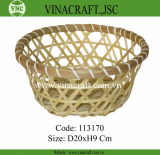 Cheap bamboo basket