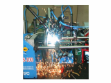 Automated Welding Machine for Automotive Components