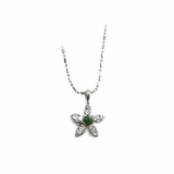 Beetle Jewel Necklace