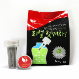 Oriental raisin leaf tea