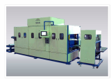 Automatic Vacuum Thermoforming Machine