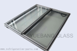 Aluminum Frame Heating Glass Door For Cold Room