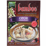 Bamboe Indonesia White Curry