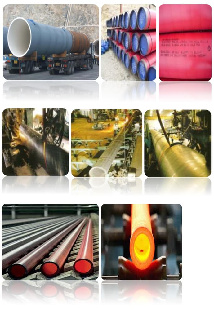 SPIRAL SUBMERGED ARC WELDED PIPE _SSAW_