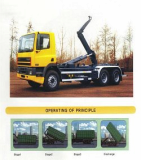 Arm Roll Truck (HGAH1000, HGAH1300, HGAH2700)