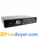 Four Channel BNC Digital Video Recorder (PAL)