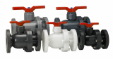 CHEMICAL RESISTANCE BALL VALVE