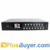 Four Channel BNC Digital Video Recorder (NTSC)