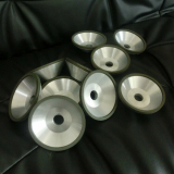 12A2 Resin bonded diamond grinding wheels
