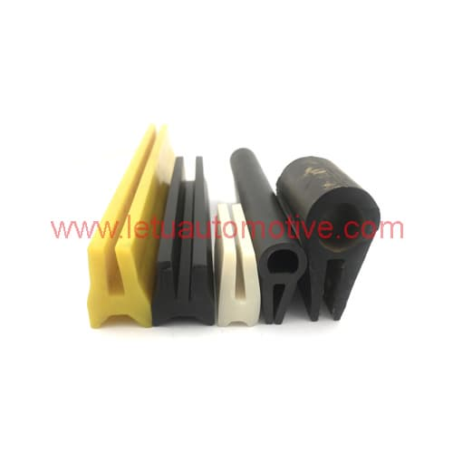 China Silicone Rubber Extrusions Rubber Seals Manufacturer