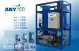 Tube ice machine ANH Series